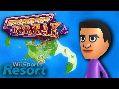 Off Camera Secrets | Wii Sports Resort - Boundary Break