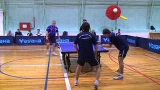 Table tennis Kostomuksha 2013