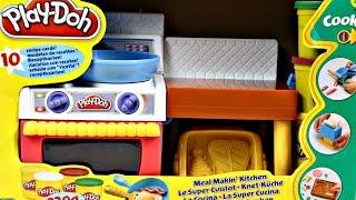 Meal Makin` Kitchen / Kuchnia do Przygotowywania Potraw - Play-Doh - 22465 - Recenzja
