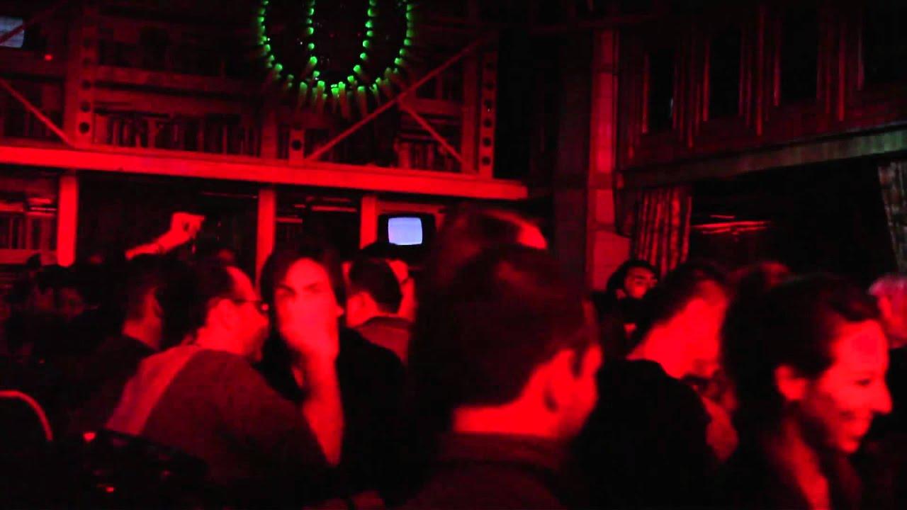 Cristian Viviano at Vanilla Ninja Club Moscow - RU - 22.09.2011