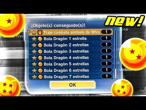 TODAS LAS BOLAS DE DRAGON EN UNA MISION - DRAGON BALL XENOVERSE 2
