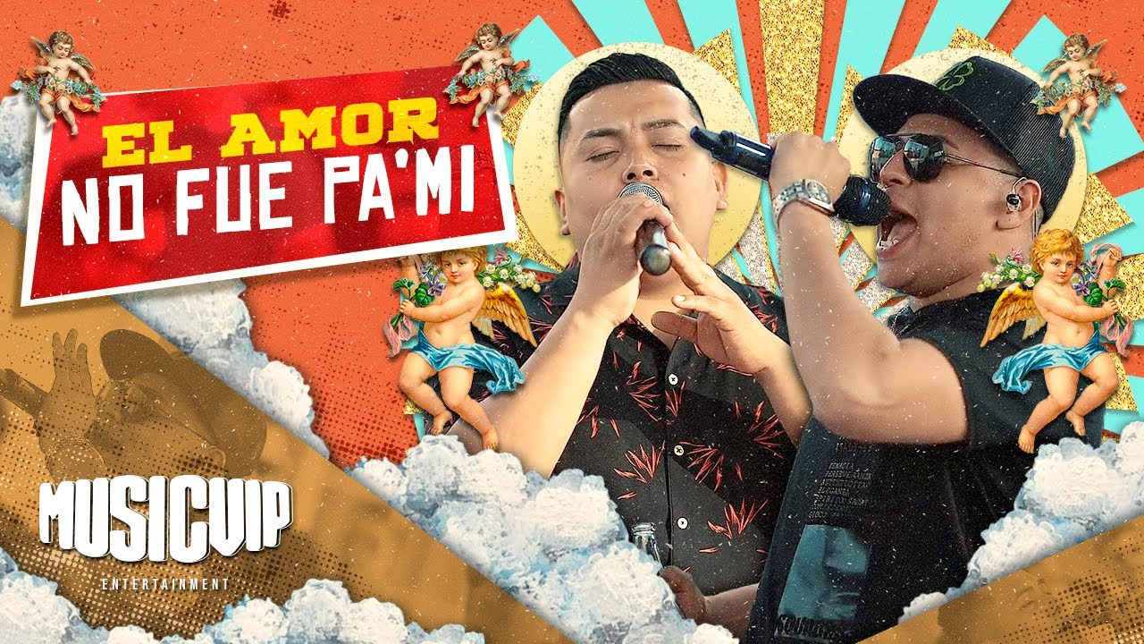 Grupo Firme - El Amor No Fue Pa' Mí - YouTube
