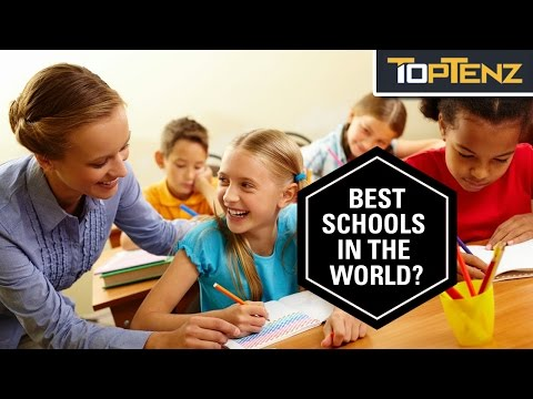 Top 10 Reasons FINLAND Has The World's Best SCHOOL SYSTEM