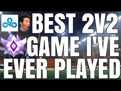 BEST 2V2 GAME I HAVE EVER PLAYED | 2v2 IN COMMS WITH GIMMICK