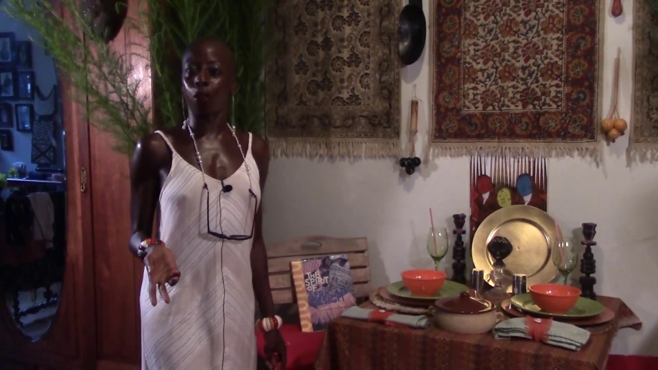 Afrocentric Dining Room Home Decor And Style Youtube