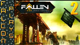 Fallen A2P Protocol Gameplay - Put on your dancing shoes! - Let