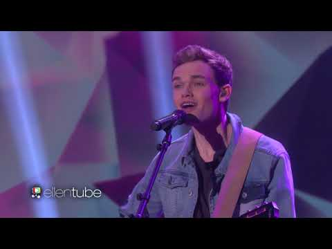 When You Love Someone - James TW (Live on Ellen)