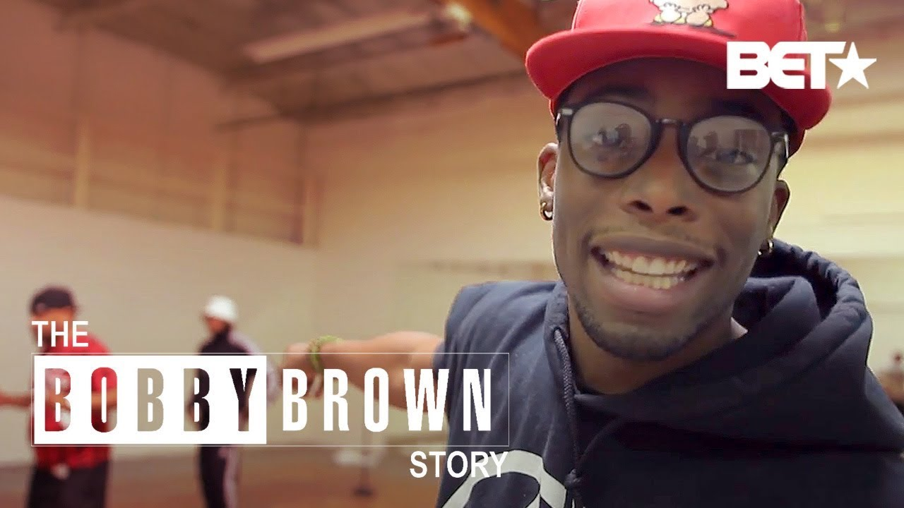 See How Actor Woody McClain Transformed Into Bobby Brown, #FlashbackFriday | The Bobby Brown Story