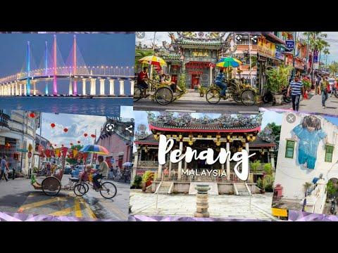 EXPLORED PENANG ISLAND, MALAYSIA