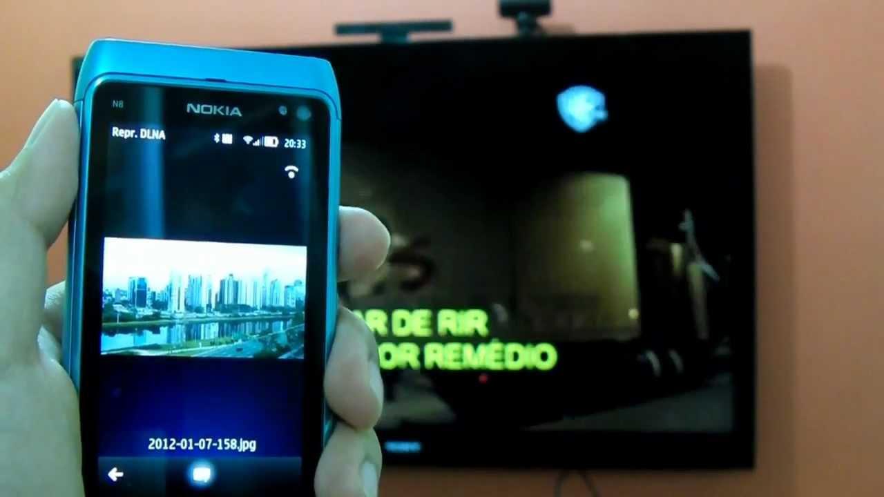 Nokia video player
