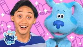 Skidoo to Blue's School | Sad Day with Blue | Blue's Clues & You!