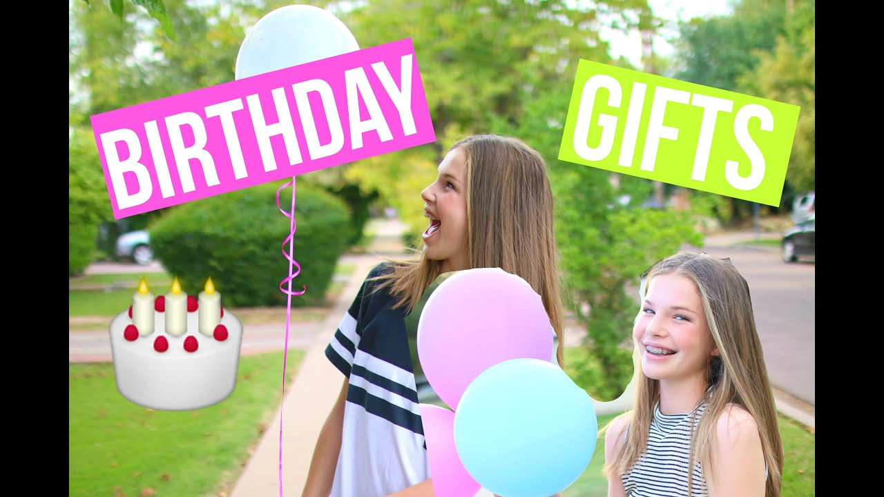 DIY BIRTHDAY PRESENTS FOR FRIENDS