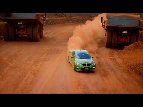 Top Gear 2015| HSV GEN-F GTS Maloo