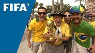 Meet Brazil's '12th player'