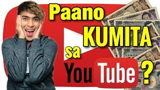 Paano KUMITA sa YOUTUBE?| Magkano ang Sahod ko sa Youtube? | How to EARN Money on Youtube?