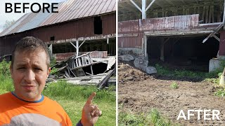 130-year-old Barn Transformation