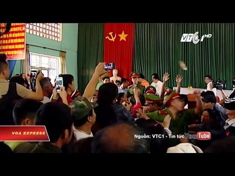 Truyền hình vệ tinh VOA 27/4/2017
