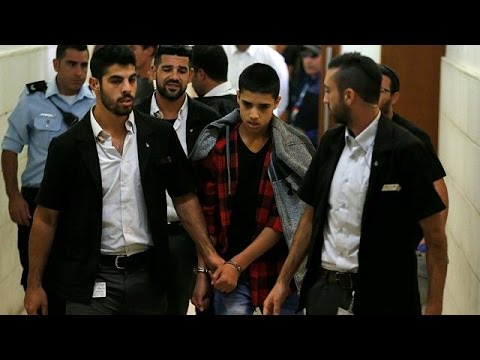 Israel jails a 14-year-old Palestinian for 12 years for double stabbing attack - null