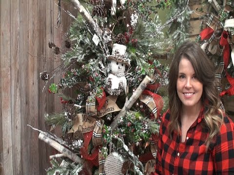 Decorating Your Christmas Tree With Anna