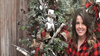 Decorating Your Christmas Tree 2016 with Anna