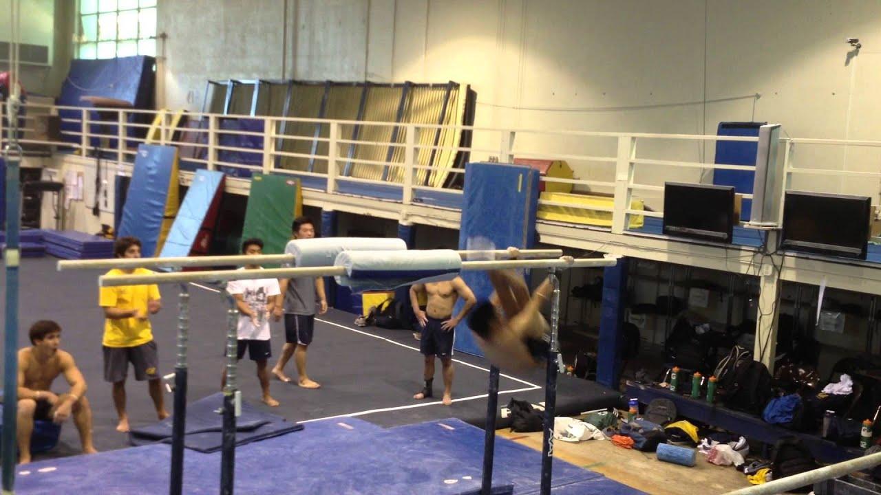uc berkeley gymnastics meet