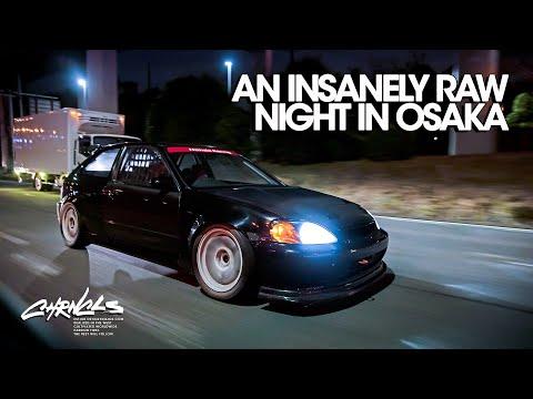 An Insanely RAW Night In Osaka...