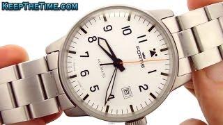 Fortis Flieger Pilot Automatic Watch
