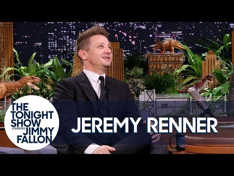 Jeremy Renner and His Avengers Co-Stars Have an Epic Group Text
