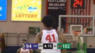 Devin Williams (20 points) Highlights vs. Greensboro Swarm