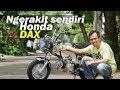 Hasil Ngerakit Honda Dax - Baja |  TMCBLOG #1137