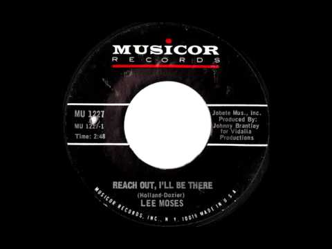 Lee Moses - Reach Out, I'll Be There (Four Tops Instrumental Cover)
