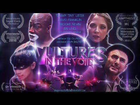 Vultures in the Void Teaser (Tiny Lister, Brooke Nevin, David Franklin, Bai Ling, Raphael Sbarge)