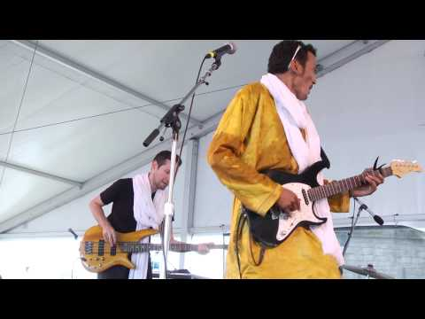 Bombino, NPR Music Live At The Newport Folk Festival 2013
