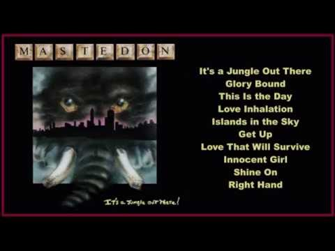 Mastedon -- It's a Jungle Out There (Full Album)