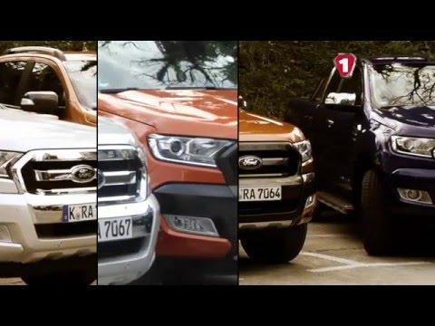 Эксклюзив АвтоцентрTV Тест-драйв Ford Ranger