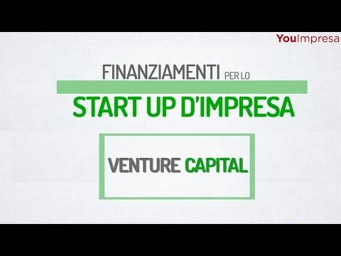 Finanziamenti per lo startup d'impresa: venture capital