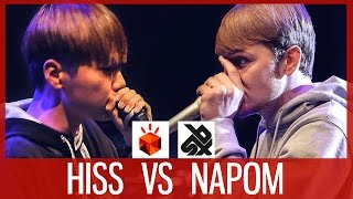 Video HISS vs NaPoM | Grand Beatbox SHOWCASE Battle 2017 | FINAL download MP3, 3GP, MP4, WEBM, AVI, FLV Oktober 2017