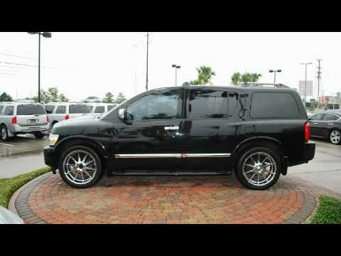 Pre Owned Infiniti >> Pre-Owned 2006 Infiniti QX56 Houston TX - YouTube