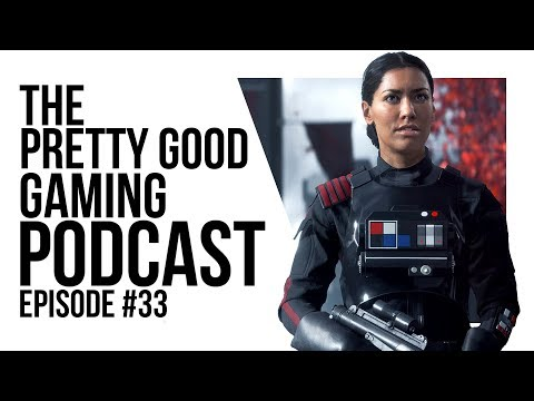 Loot Boxes EVERYWHERE! Also, Golf Story! | Pretty Good Gaming Podcast #33