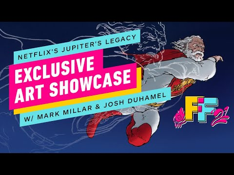 Netflix's Jupiter's Legacy - Exclusive Art Showcase | IGN Fan Fest 2021