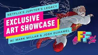 Netflix's Jupiter's Legacy - Exclusive Art Showcase   IGN Fan Fest 2021