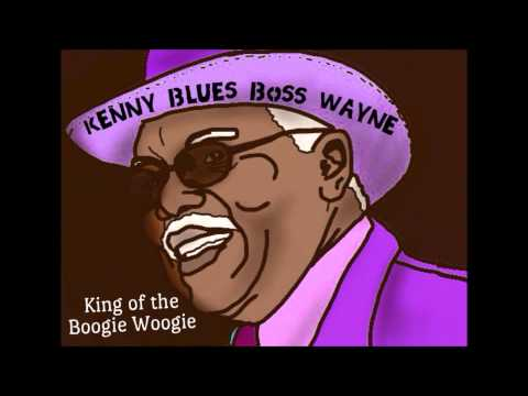 kenny blues boss wayne boogie woogie  showdown
