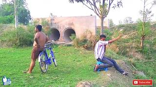 Must Watch Best Funny😂😂Comedy Videos 2019 || Try to not laugh || My Family ||