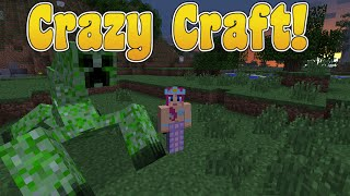 Sunday Morning Adventures! Crazy Craft! Ep.12 Cute But Deadly! | Minecraft | Amy Lee33