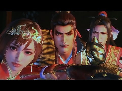 Dynasty Warriors 9 | Sun Ce Death Scene
