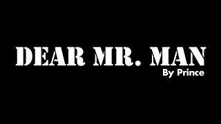 Play Dear Mr. Man