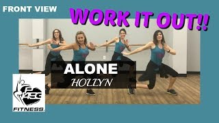 ALONE || HOLLYN || P1493 FITNESS || CHRISTIAN FITNESS