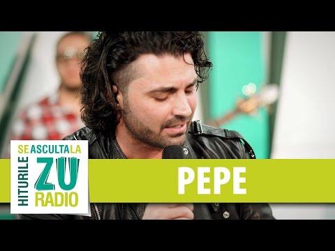 Pepe - Jos Palaria Pentru Femei (Diana Selagea) (Live la Radio ZU)