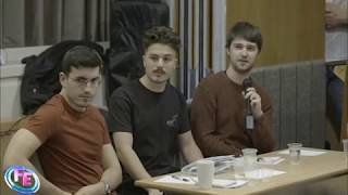 Audience Q&A after the physicist debate (Flat Earth Convention UK 2018)