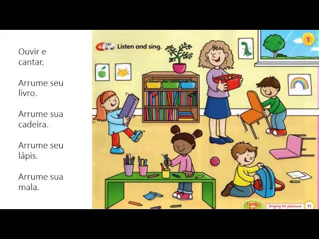 Unit 1 My Class Lesson 4